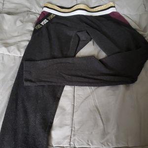 PINK Victoria's Secret Pants & Jumpsuits - Pink Leggings